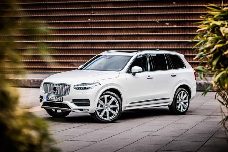 Delia Fischer for Volvo Car XC90
